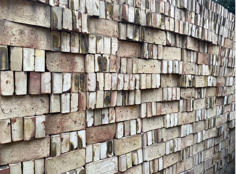 fire Brick Wall Antique Brick Wall Veneer 3