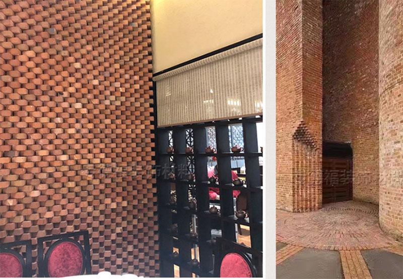 fire Brick Wall Antique Brick Wall Veneer 4